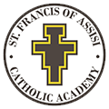 St. Francis of Assisi Catholic Academy logo