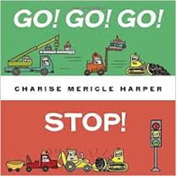 Go! Go! Go! Stop! Book cover